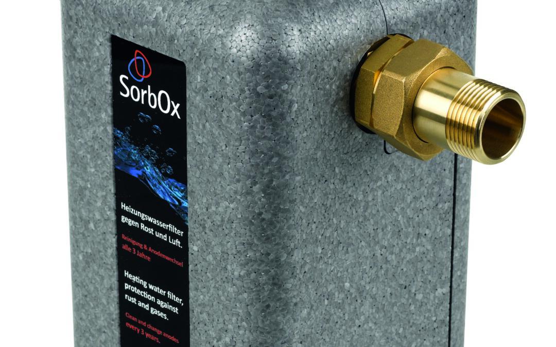 SorbOx – der Bodyguard für Ihre Heizung