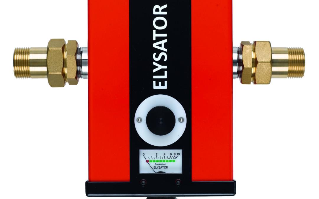 ELYSATOR trio – DAS Korrosionsschutzgerät von ELYSATOR